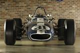 Gurney Eagle racing car 1966 Valokuvavedos tekijänä Simon Clay