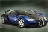 2003 Bugatti Veyron Fotografisk tryk