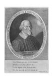 Johann Schweikhard von Kronberg (1553-1626), Archbishop-Elector of Mainz from 1604 to 1626, c1626 Giclee Print by Wolfgang Kilian