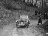 MG M Type 12 - 12 replica of Viscount Curzon, MG Car Club Trial, Waterworks Hill, Tring, 1931 Reproduction photographique par Bill Brunell