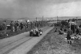 Frazer-Nash BMW competing in the Bugatti Owners Club Lewes Speed Trials, Sussex, 1937 Reproduction photographique par Bill Brunell