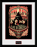 Pink Floyd - 1971 Lámina de coleccionista