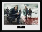 Vikings - Blood Landscape Stampa del collezionista