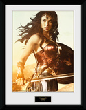 Wonder Woman - Sword Collector Print