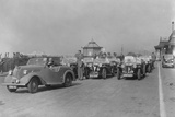 Standard Flying 8 of JB Murrell at the RAC Rally, Madeira Drive, Brighton, 1939 Reproduction photographique par Bill Brunell