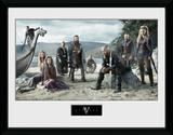 Vikings - Beach Samletrykk