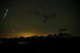 Stars Fill the Sky over Mountains Fotografie-Druck von Prasenjeet Yadav