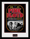 Pink Floyd - Atom Heart World Tour Collector Print