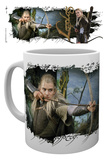 Lord of the Rings - Legolas Mug Tazza