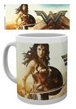 Wonder Woman - Sword Mug Krus