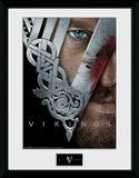 Vikings - Keyart Collector-tryk