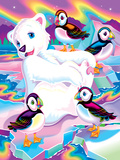 Roary '96 Posters by Lisa Frank