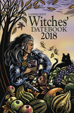 Llewellyns Witches Datebook - 2018 Planner Calendários