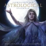 Llewellyns Astrological - 2018 Calendar Calendriers