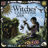 Llewellyns Witches - 2018 Calendar Kalenders