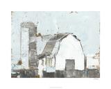 Barn & Silo II Limited Edition by Ethan Harper