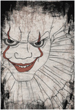 Clown Sketch Posters