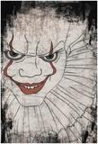 Clown Sketch Plakater
