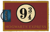 Harry Potter - Hogwarts Express Door Mat Rariteter