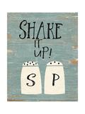 Shake It Up Print by Jo Moulton
