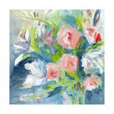 Favorite Flowers II Poster par Pamela J. Wingard