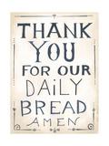 Daily Bread Prints by Cindy Shamp