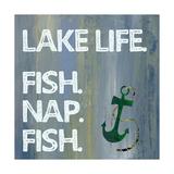 Lake Life Posters par Pamela J. Wingard