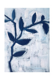 Blue and White I Prints by Anne Seay