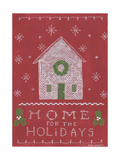 Home for the Holidays Posters by Cindy Shamp