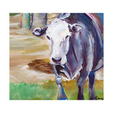 Cow Prints by Anne Seay