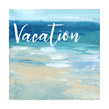 Vacation By the Sea Affiches par Pamela J. Wingard