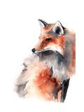 Fox Posters av Sophia Rodionov
