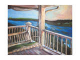Porch Prints by Anne Seay