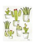 Cactus II Posters par Shanni Welsh