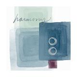 Soothing Harmony Poster von Linda Woods