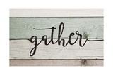 Gather Poster by Jo Moulton