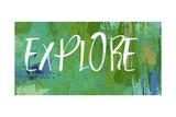 Explorer Posters par Pamela J. Wingard