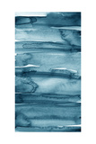 Indigo Waters Art par Linda Woods