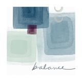 Soothing Balance Kunstdrucke von Linda Woods