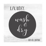 Laundry II Affiches par Pamela J. Wingard