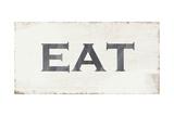 Eat Kunst von Linda Woods