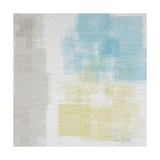 White Abstract I Posters by Ramona Murdock