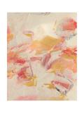 Spring Blossoms I Poster by Leslie Saeta