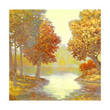 Amber Nature 1 Láminas por Arnie Fisk
