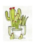 Cactus I Poster par Shanni Welsh