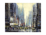 Street Level Plakater af Brent Heighton