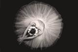 Ballerina Kunstdrucke