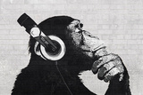 The Chimp Stereo - wall Affiche