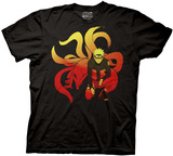 Naruto - Naruto and 9 Tails T-Shirt