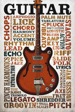 Guitar Riffs Posters